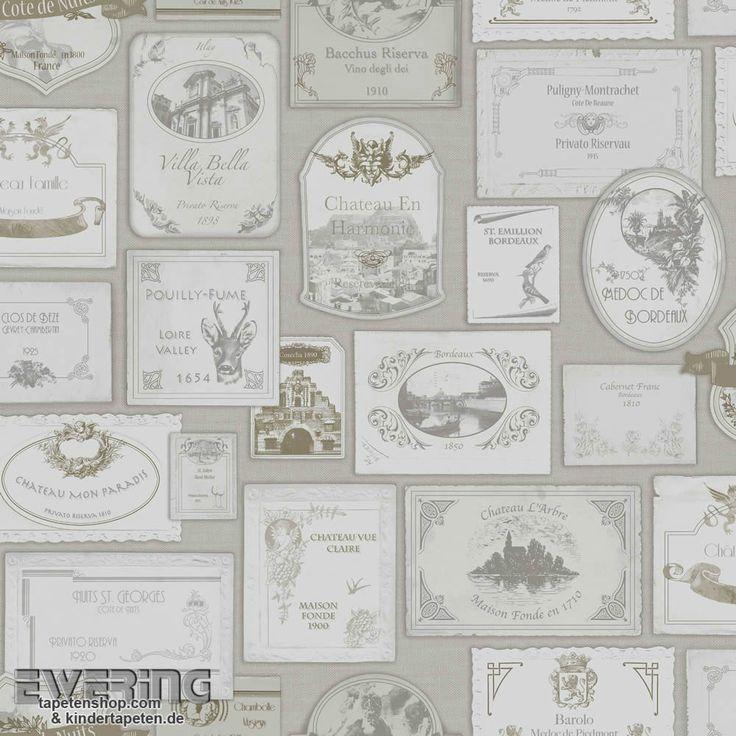 41 best nostalgische tapete für das wohnzimmer - splendour von, Wohnzimmer dekoo
