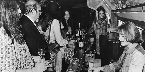 Led Zeppelin's airplane