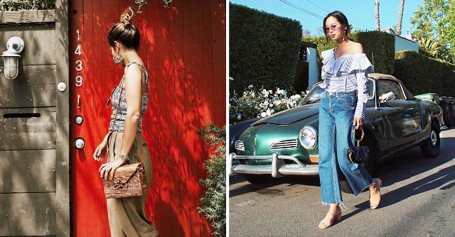 Don't Feel the Heat—Here's How to Dress for Your Next BBQ http://www.whowhatwear.co.uk/what-to-wear-to-a-bbq
