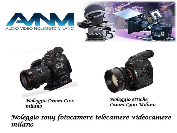 Canon C300 e C100  sono una fotocamera sorprendente, con benefici avanzati per migliorare le vostre capacità di ripresa. Contattare Audiovideonoleggiomilano per ottenere macchine fotografiche Canon a Milano.