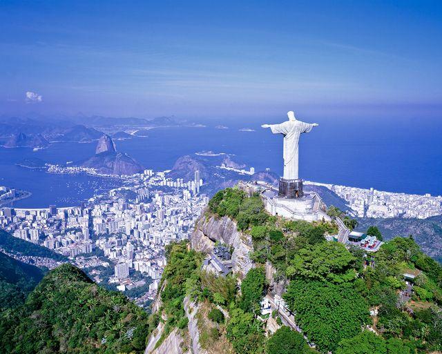 リオデジャネイロ(ブラジル、アルゼンチン)