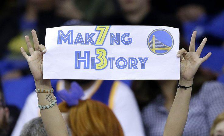 Golden State Warriors Relieved To Have Broken Wins Record, Says...: Golden State Warriors Relieved To Have Broken… #GoldenStateWarriors