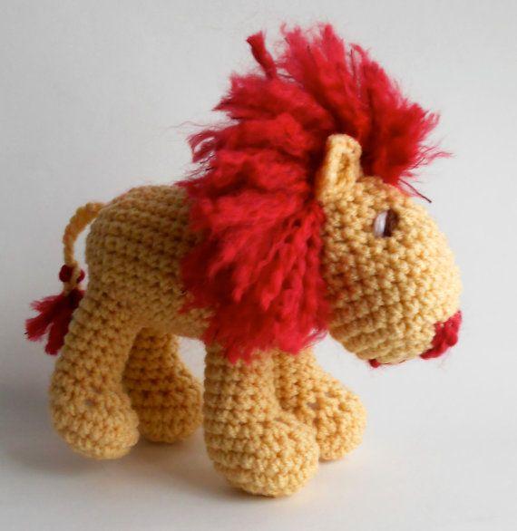 Lion King Amigurumi : 17 Best images about Amigurumi Lion on Pinterest Toys ...