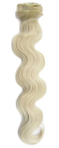 QQXCAIW Women Natrual Long Curly 12pcs/set 130g Blonde Black Brown 18 Color Synthetic Hair Clip in Hair Extensions  #Affiliate
