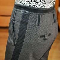 Как перешить брюки, увеличив объем в бедрах и поясе на талии