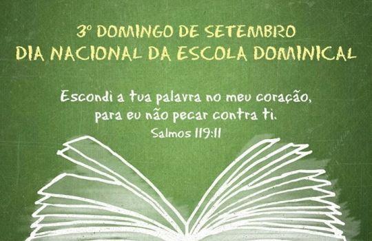 Dia Nacional da Escola Dominical