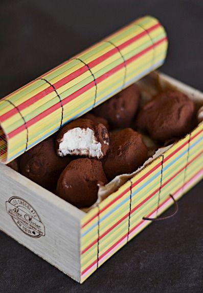 """Конфеты """"Чизкейковые трюфели"""" - кулинарный рецепт"""