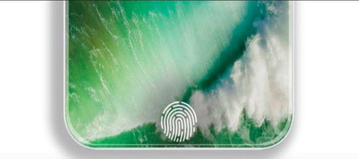 Nos revela que iPhone 8 Filtración de TSMC Touch ID integrado en pantalla. La empresa encargada de fabricar los chips para Apple.