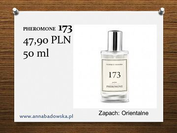 PHEROMONE 173 Tajemnicze