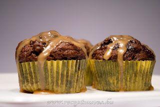 Csokis-narancsos muffin ~ Receptműves