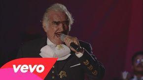 """Vicente Fernández - """"Para Siempre"""" (En Vivo)"""