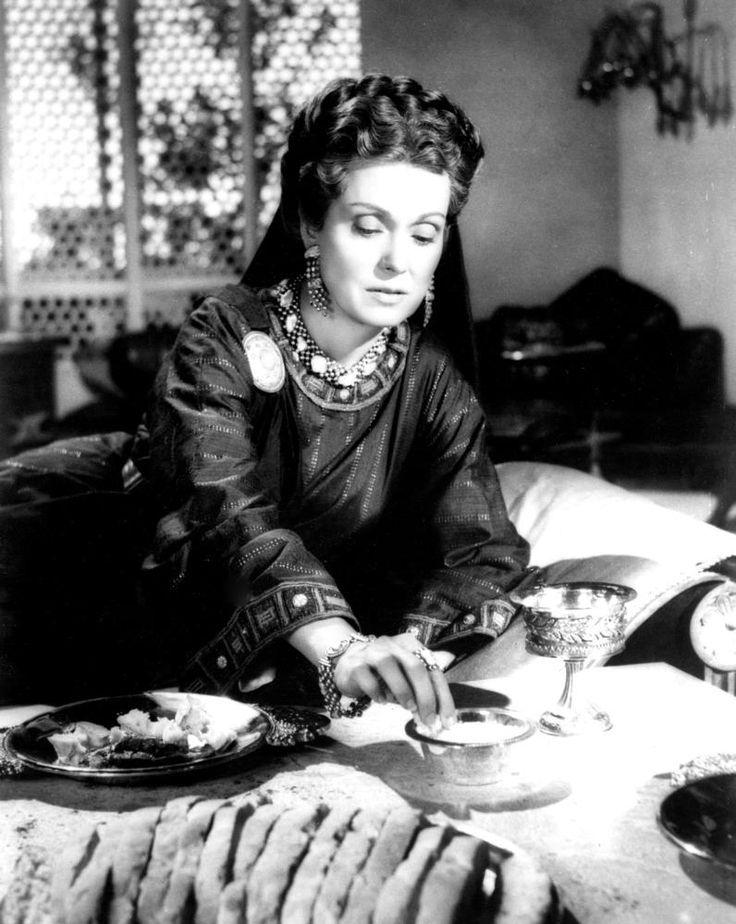 Martha Scott in Ben-Hur
