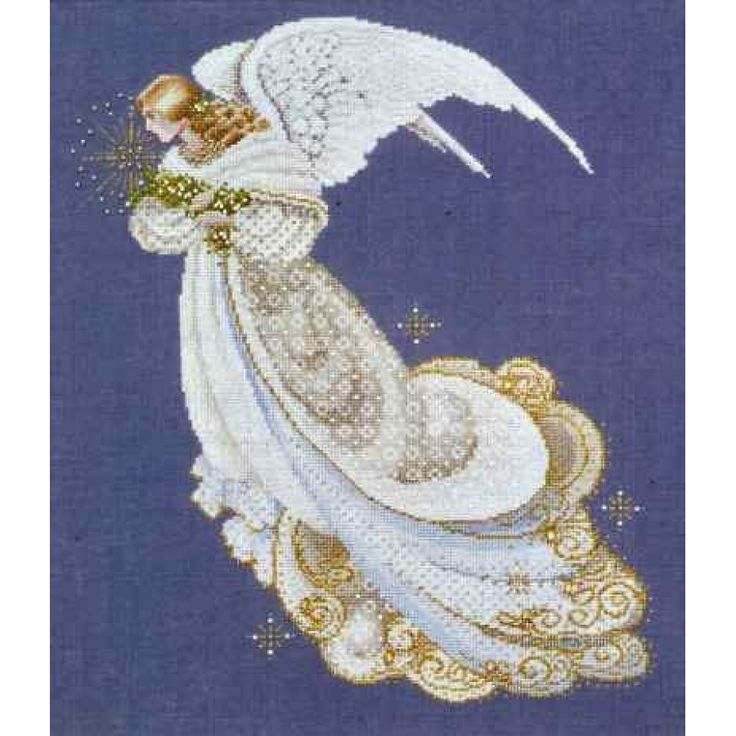 Resultado de imagen para lavender and lace cross stitch patterns free