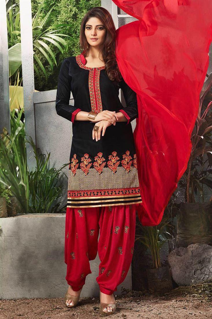 d6359f06c9 New Patiala Salwar Kameez Designs 2018 Trends Images | panjabi ...