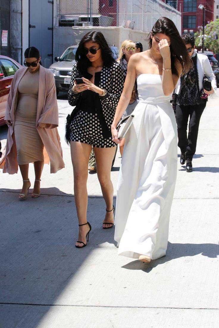 Get the look: Kendall en Kylie Jenner