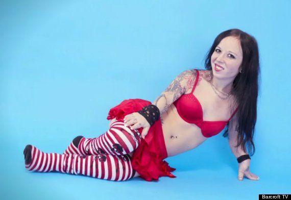 Dwarf Stripper Kat Hoffman Finds Love With Army Sergeant
