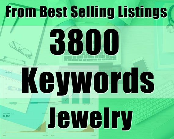 Jewerly Keyword List Search Engine Search Engine Etsy Search Engine Optimization