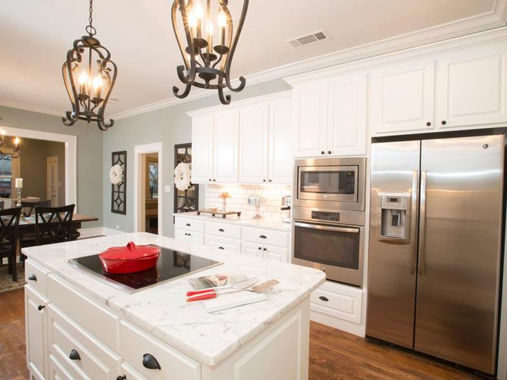What Colors To Paint A Kitchen Pictures Ideas From Hgtv: A 1937 Craftsman Home Gets A Makeover, Fixer-Upper Style