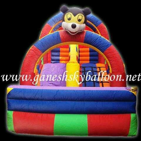 Inflatable Slide Bouncy manufacturer