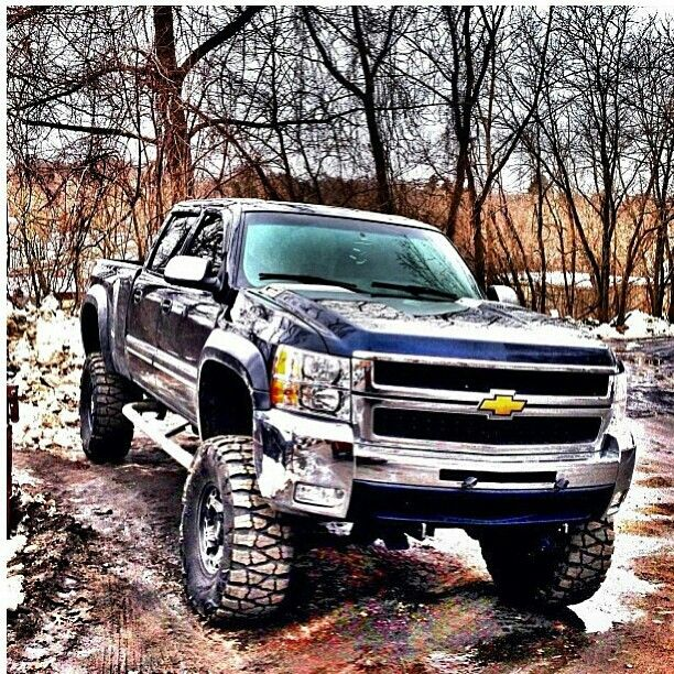 awesome chevy silverado support and roll coal for diesel. Black Bedroom Furniture Sets. Home Design Ideas