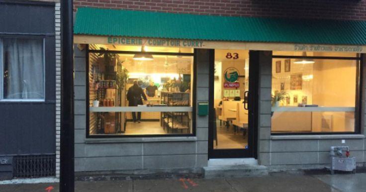 Un nouveau resto thaï vraiment cute vient d'ouvrir à Montréal-comptoir/pour emporter