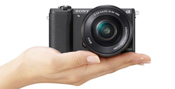 Cámara digital compacta de Full HD con pantalla LCD | a5100 | Sony ES.