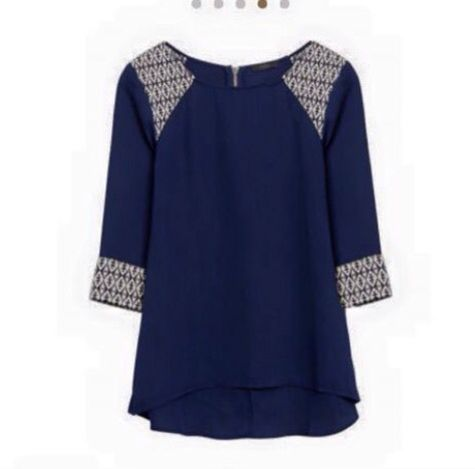 One of the cute spring tops from Stitch FIx. Try it out for yourself! https://www.stitchfix.com/referral/5198264