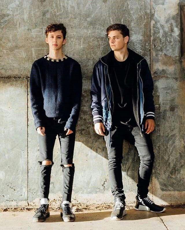 Troye Sivan & Martin Garrix