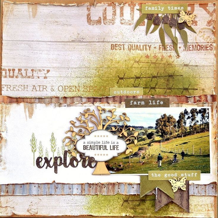 Wide Open Spaces – Layouts
