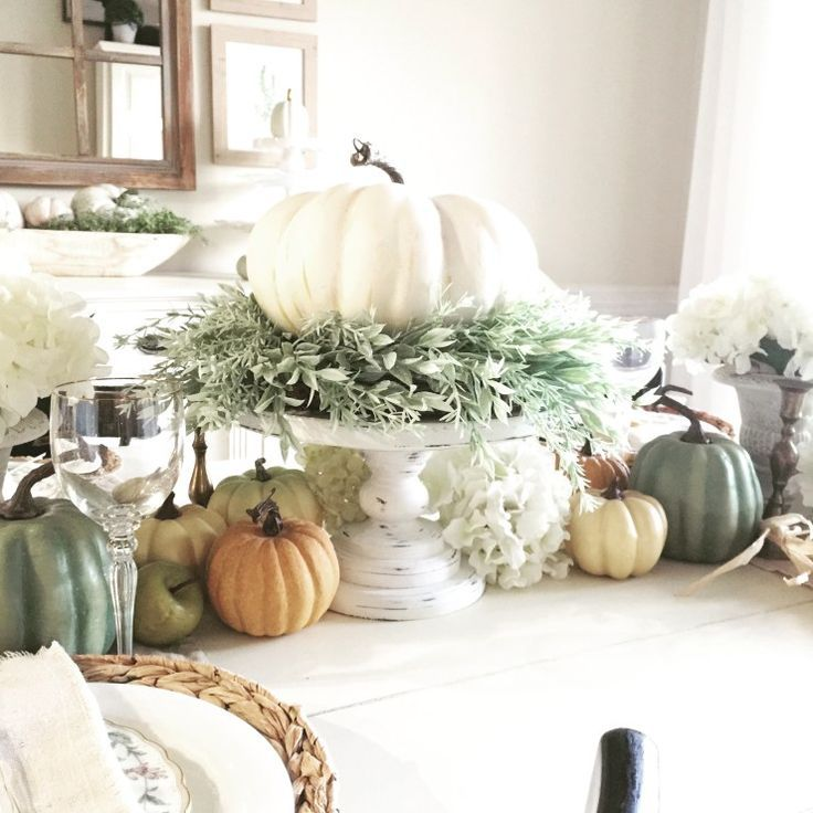 Farmhouse Style Fall Home Tour And Fall Inspiration From Instagram