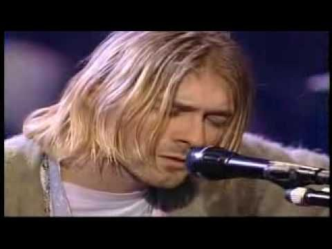 Nirvana - Where did you sleep last night - Unplugged in new york