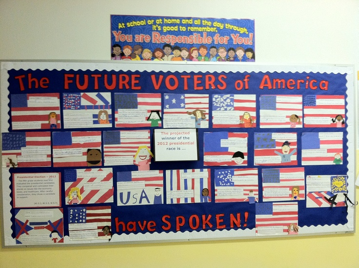 Classroom Voting Ideas : Best images about red white blue classroom stars