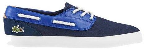 Lacoste Men's Jouer Deck Shoe
