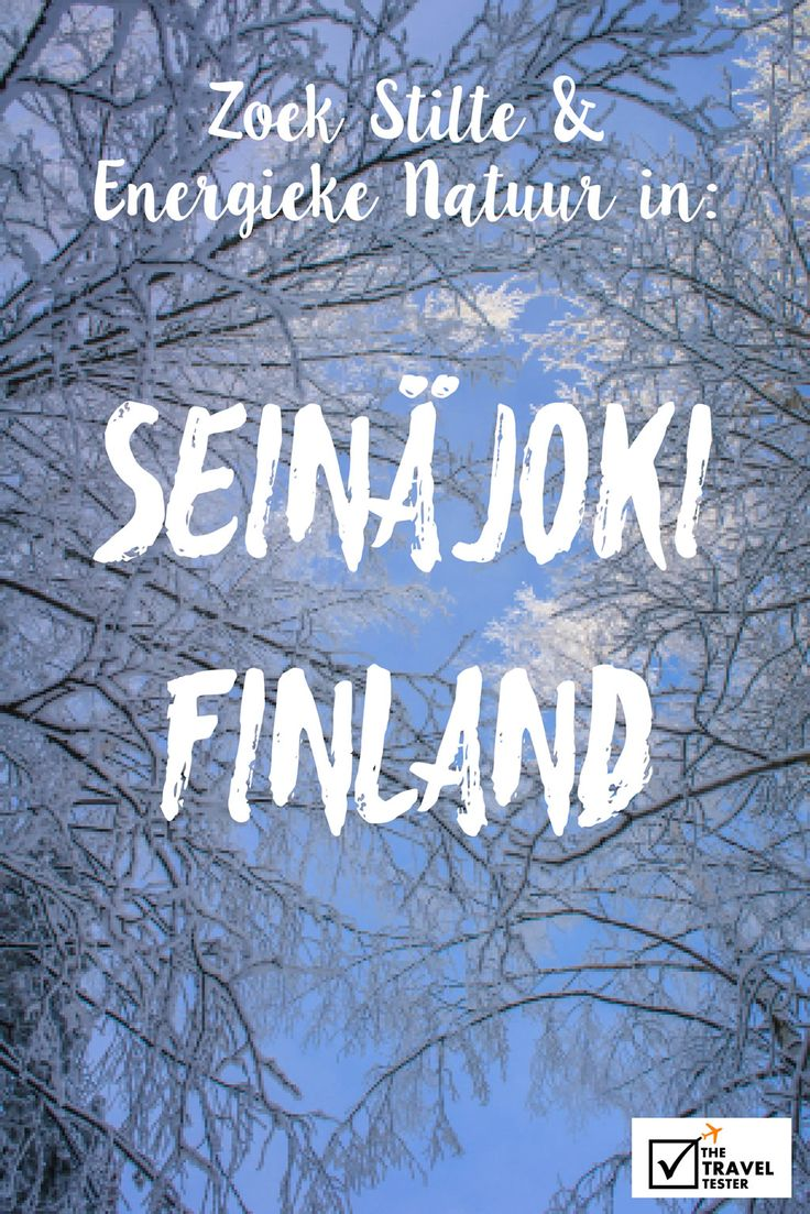 Reis naar Seinäjoki Finland voor Stilte en Energieke Natuur - Vooral in de Winter! | The Travel Tester
