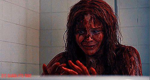 chloë grace moretz movie horror gif