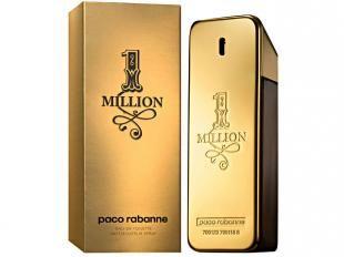 Paco Rabanne 1 Million - Perfume Masculino Eau de Toilette 100 ml 100 ml - https://www.magazinevoce.com.br/magazinevrshop/p/paco-rabanne-1-million-perfume-masculino-eau-de-toilette-100-ml/30408/