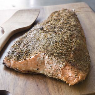 fennel salmonSeafood Recipe, Fennel Salmon, Herbs Salmon, Delicious Recipe, Fennel Seeds, Favorite Recipe, Salmon Fillet, Fillet Fennel, Fish Recipe