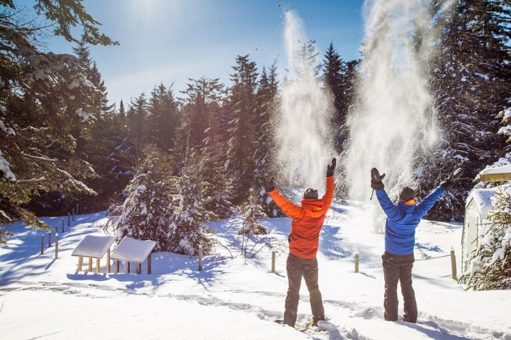 A for Adventure shows you exactly how to turn up your winter in New Brunswick, Canada.