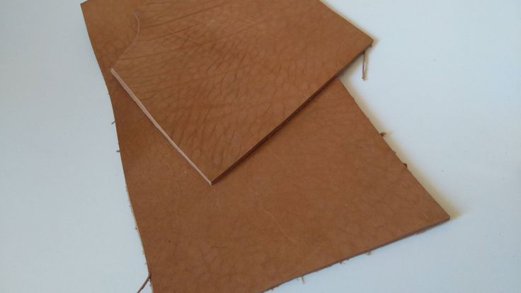 2 Pre cut pieces of  3,5mm Italian Leather Vegetable Tanned Leather Hide Bovine Cow Leather Hide Veg Tan High Quality-Leather-Off Cut by MagushPlovdiv on Etsy