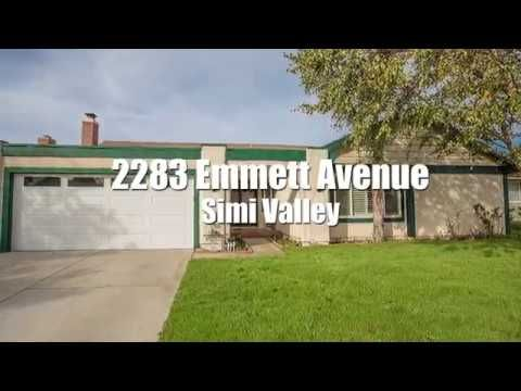 Simi Valley Pool Home for Sale - 2283 Emmet Avenue