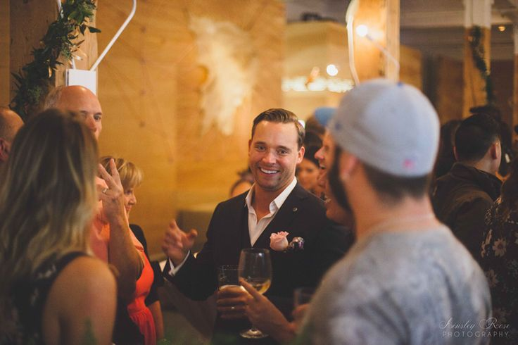 MC - Photo by: Ainsley Rose #Events #Vancouver
