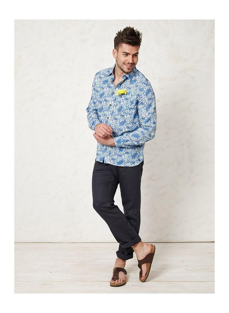 Ethical Fashion - Menswear Spring