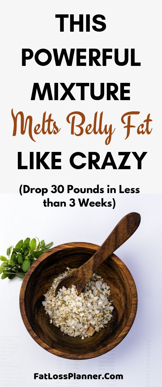 Weight Loss Powders: Take this powerful mixture twice a day to melt belly fat and boost metabolism