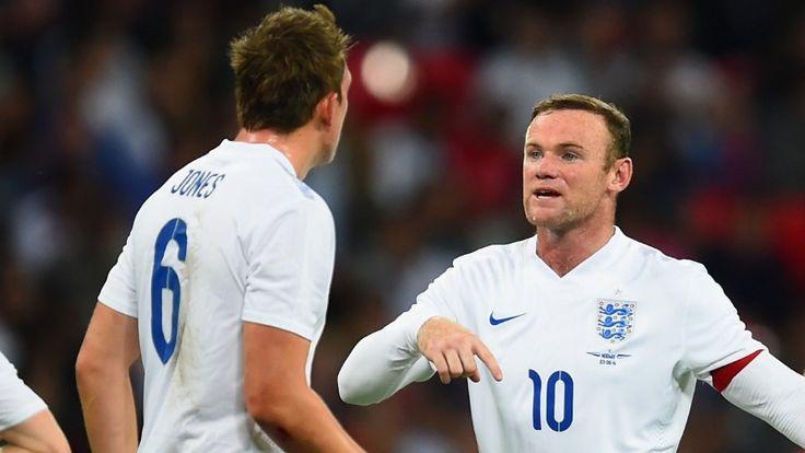 Taruhan Bola - Rooney Penuh Pujian Atas Kemenangan Atas Slovenia
