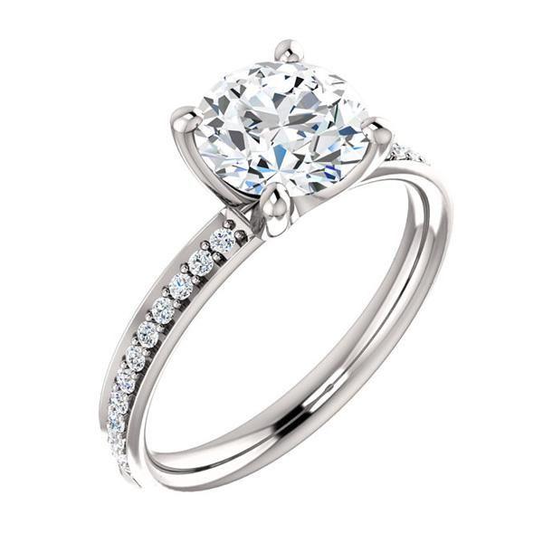 141 best engagement rings under 500 images on pinterest. Black Bedroom Furniture Sets. Home Design Ideas