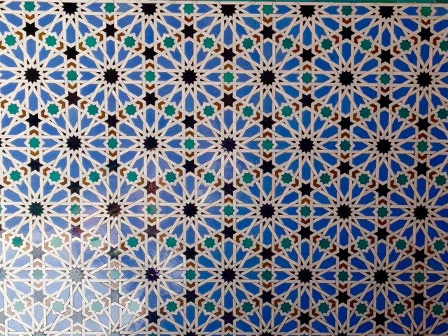 ANDALUSIA COLORS | asymmetry