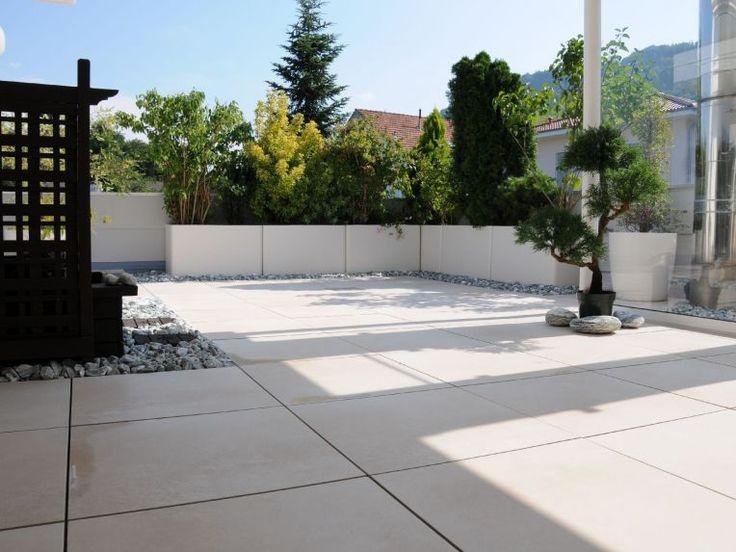 Ausführung von Terrassen - Bacher Garten-Center AG