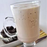 Javita Fat Burning Smoothie Ingredients • 1 cup vanilla frozen yogurt •½ cup low fat milk •1 Javita stick pack (2 if you prefer a stronger cup) •1 whole banana •1 cup of ice •Whipped Cream (optional) •Chocolate or caramel syrup (optional) Directions •Add frozen yogurt, Javita stick pack contents, banana and ice to blender, blend, enjoy!  www.javitaskinnycoffeebrew.com