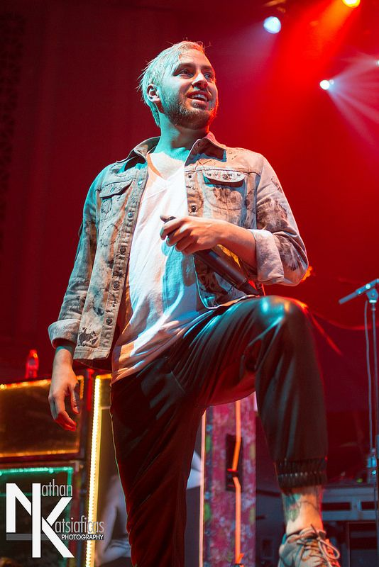 Tyler Carter of Issues