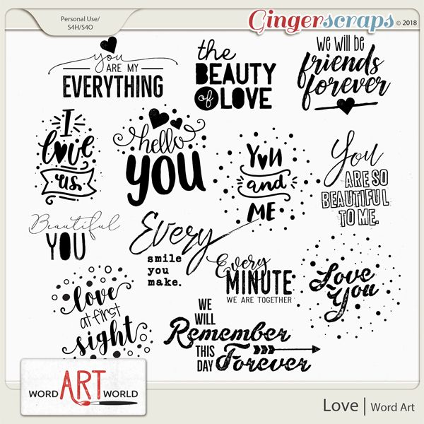 Love Word Art Word Doodles Lettering Quotes Hand Lettering Quotes